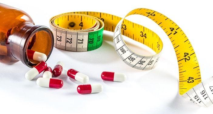 Comprimidos para perder peso