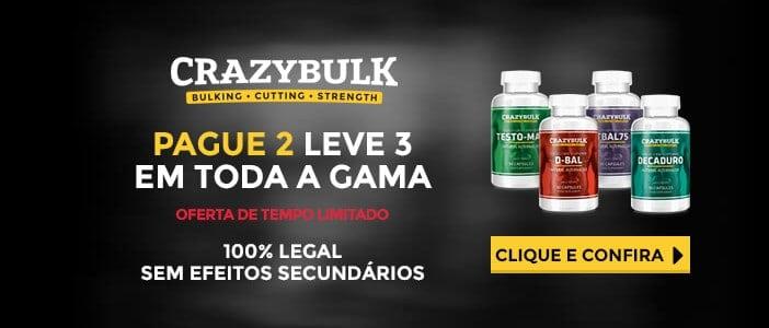 Suplementos CrazyBulk