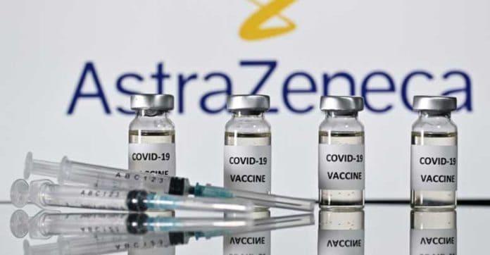 Vacina da AstraZeneca-Oxford