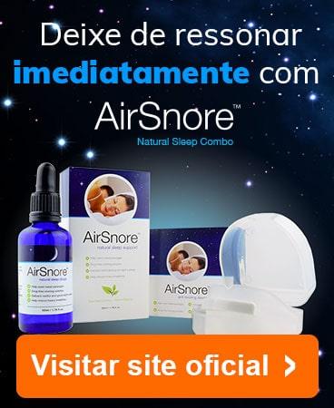 Visitar site oficial do AirSnore