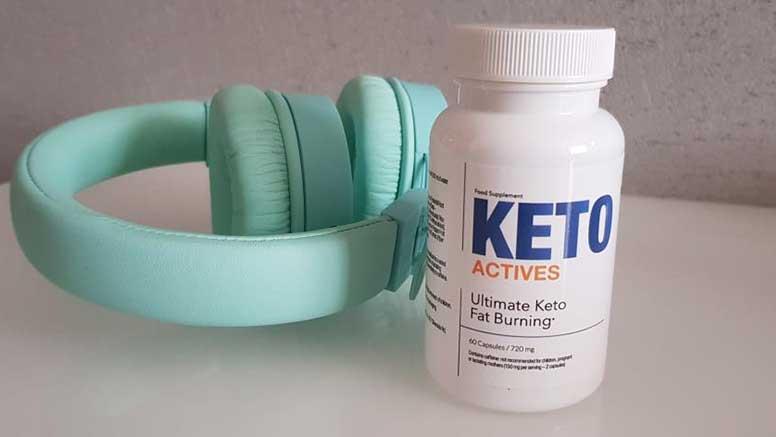 benefícios do keto actives
