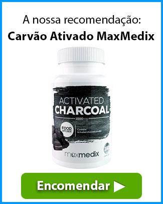 Comprar Carvão Ativado MaxMedix