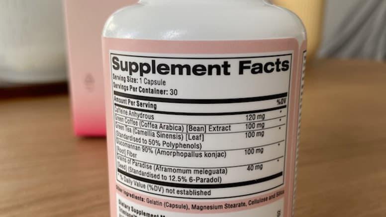 ingredientes do trimtone