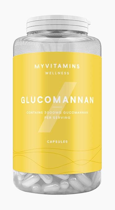 Myprotein glucomanano