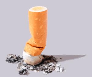 Abandonar fumaças de conspirações