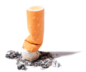Ler o livro como deixar de fumar Allen Carrhae de mulheres