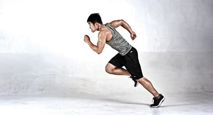 Homem a Correr
